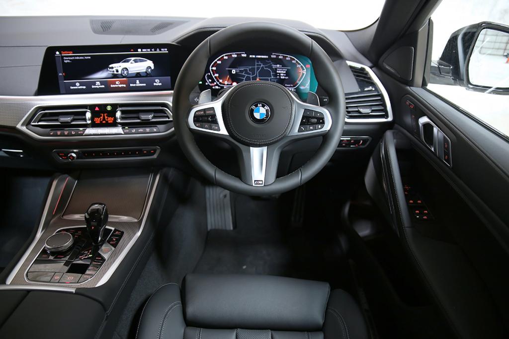 BMW X6 - xDrive M50i 5dr Auto