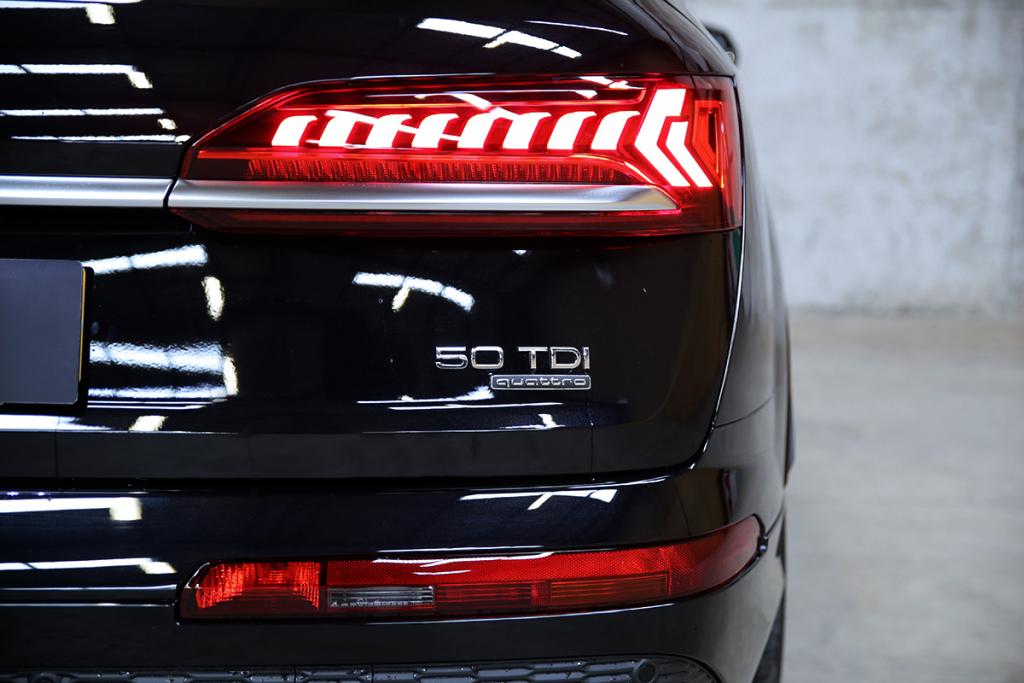 Audi Q7 - 50 TDI Quattro Black Edition 5dr Tiptronic [C+S]