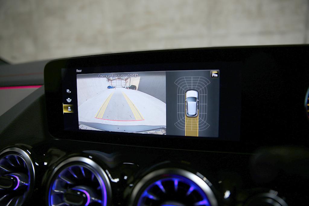 Mercedes-Benz EQA - EQA 250 140kW AMG Line Premium 66.5kWh 5dr Auto
