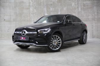 Mercedes-Benz GLC Coupe - GLC 220d 4Matic AMG Line Premium 5dr 9G-Tronic
